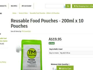 Get Best Refillable Pouches and More Products find with tm-essentials