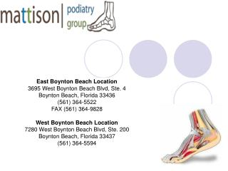 foot care in boynton beach