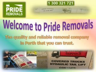 Pride Removal