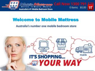 Mattresses Online - Mobile Mattress