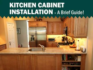 Kitchen Cabinets in Bucks County � A Guide!