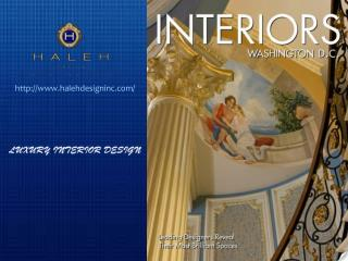 Luxury interior designers in Potomac, Maryland, Beverly Hill
