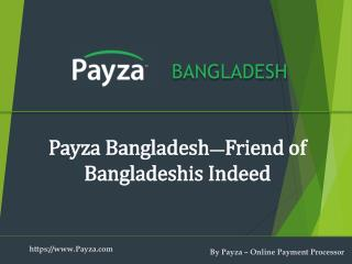 Payza and Internet Payments in Bangladesh