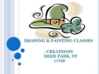 Arts and Craft Classes