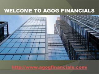 Welcome To Agog Financials