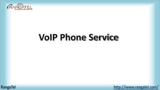 What is VoIP Phone Service