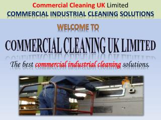 Commercial Cleaning (UK) Limited