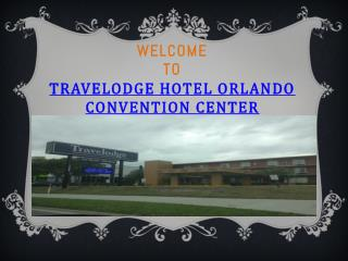 Travelodge Hotel Orlando Convention Center