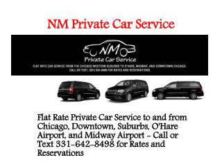 Chicago car service