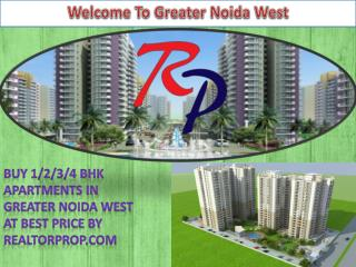 Real Estate in Greater Noida West