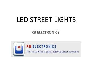 LED Street Lights