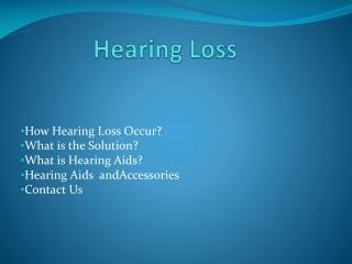 Hearing Aid in Noida