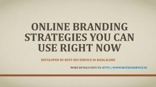 Best SEO services Bangalore