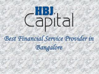 HBJ Capital Reviews