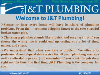 Plumbing Contractor - Commercial & Residential Plumber and