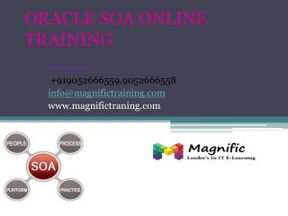 oracle soa online training pune