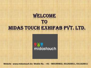 Exhibition Fabrication Services  in Delhi