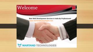 Choose a best Web Development Company in India for Your Busi