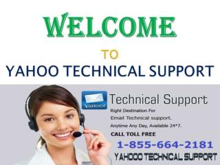 Contact Yahoo Password Recovery