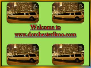 Limo Services in London