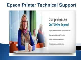 Epson Printer Technical Support 1-800-832-1504 |Tech Support