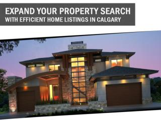 Expand your property search with efficient home listings