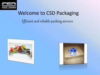 Packaging Suppliers in Melbourne