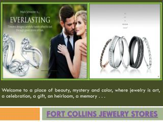 Jewelry Store Fort Collins