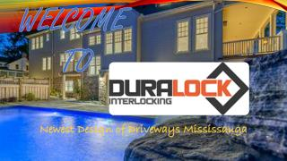 Newest Design of Driveways Mississauga