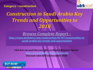 Aarkstore - Construction in Saudi Arabia