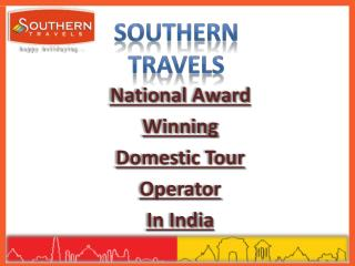 Plan Your Visit To Kerala With Southern Travel Tour Packages
