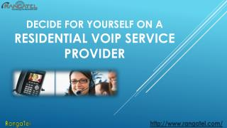 How to Select the Best VoIP Phone Service Provider