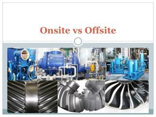 Onsite vs Offsite