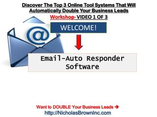 Discover The Top 3 Online Tool Systems That Get Business Lea