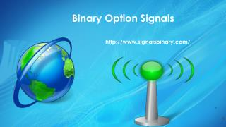 Binary Option Signals