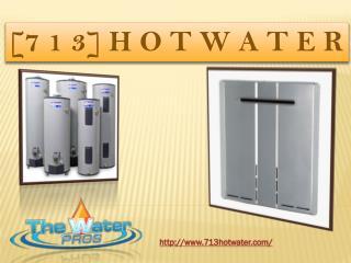 713hotwater.com