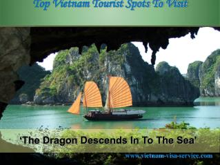 Top Vietnam Tourist Spots To Visit