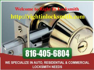 24 Hour Locksmith, Car Lockout and Emergency Lockout Kansas