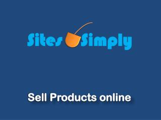 Ecommerce - Online Store Builder