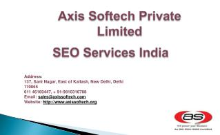 SEO Services in Delhi | Website Promotion in Delhi