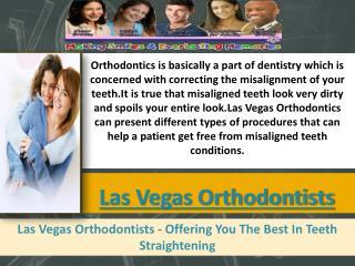 Las Vegas Orthodontists