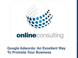 Google Adwords: An Excellent Way To Google Adwords in Sydney