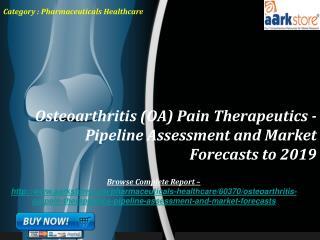 Aarkstore -Osteoarthritis (OA) Pain Therapeutics