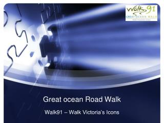 Great Ocean Walking Tours, Australia