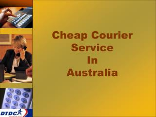 Cheap  Courier Service