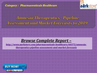 Aarkstore -Amnesia Therapeutics