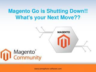 Magento Go Migration Solution