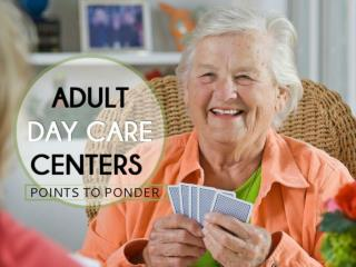 High Quality Adult Day Care Programs in MN
