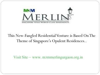 M3M Merlin - Call 0989185678 Sector 67 Gurgaon