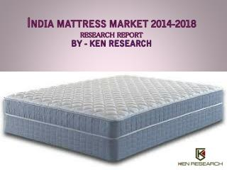 Market Size and Segmentation of India Mattress Market